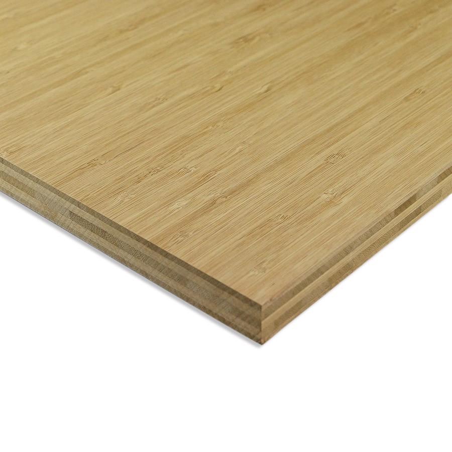 Beliebt Bambus-Sperrholzplatte auf Wunschmaß geschnitten. Sperrholzplatte FK01
