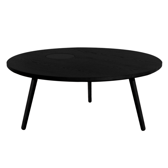 Bord MO1 Coffee Table 40cm Sort
